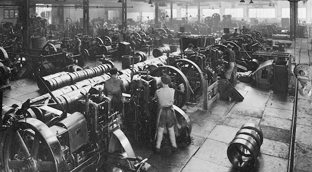 History Shearline Steel Strip